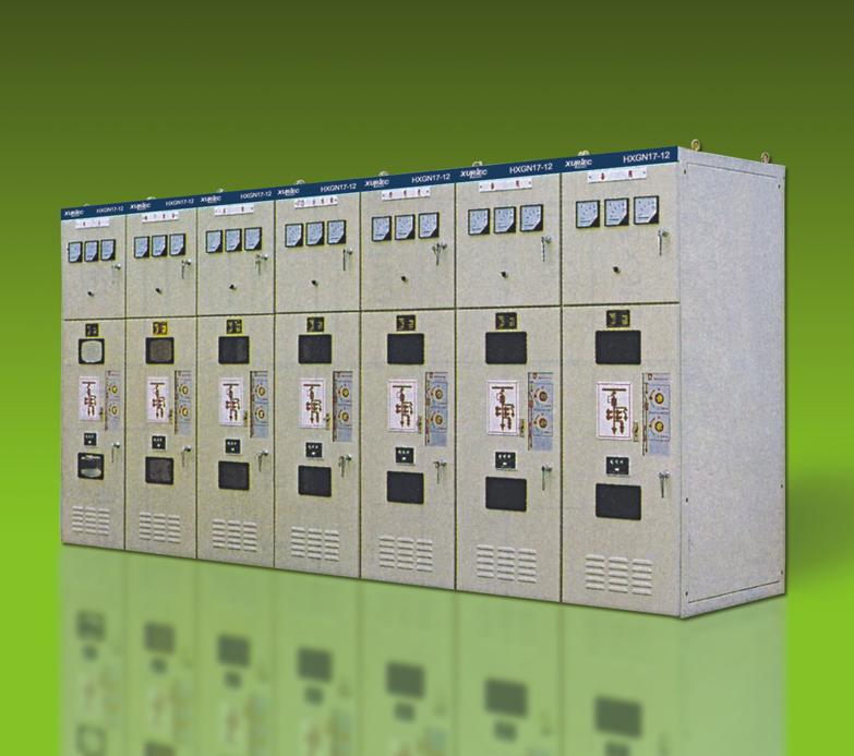 HXGN17-12箱型固定式环网高压开关设备