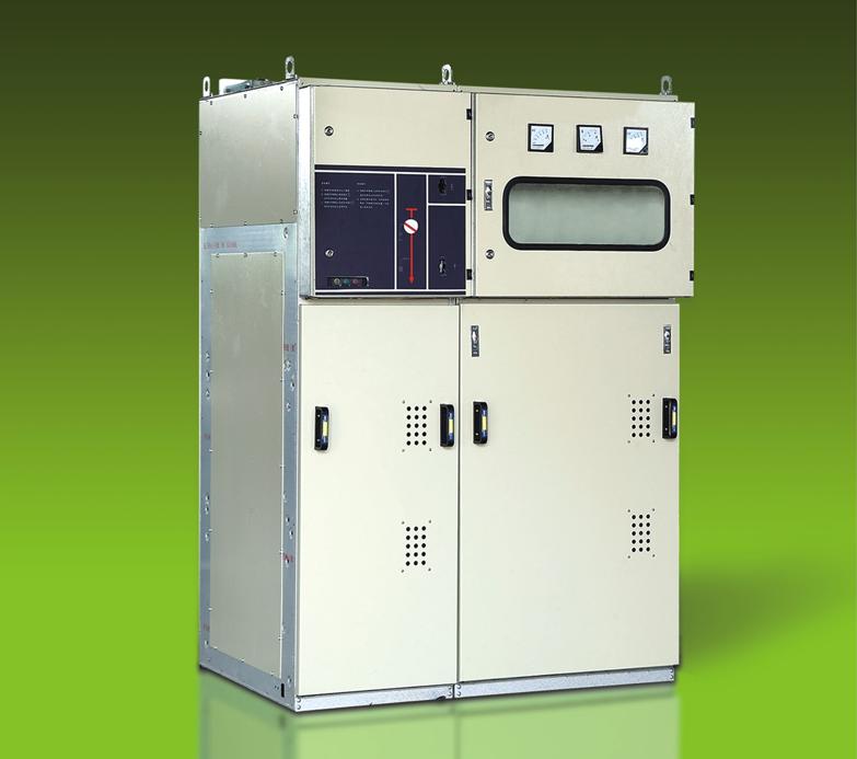XGN15-12[F]箱式固定交流金屬封閉開關設備
