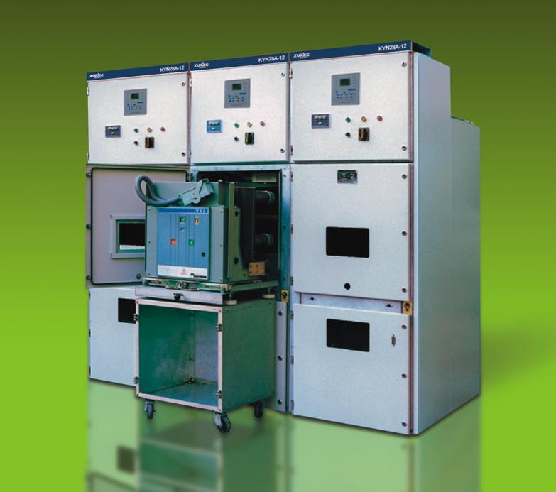 KYN28A-12[GZSI-12Z]铠装中置式交流金属封闭开关设备